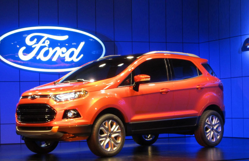 Ford ready to invest Rs. 750 crore for EcoSport in India