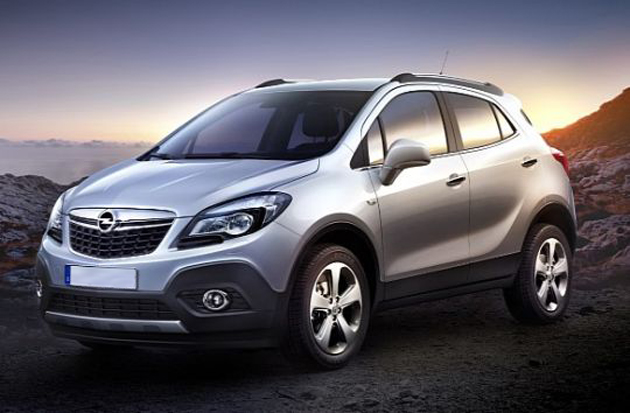 GM compact SUVs to enter India