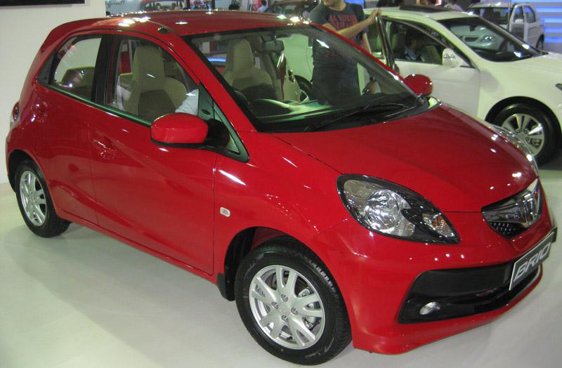 Honda Brio in India