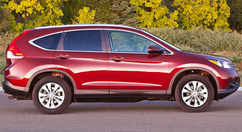 Honda to unveil CR-V in its meanest avatar