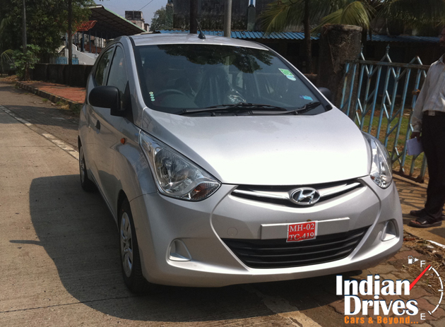 Hyundai Eon has started production of its LPG variant