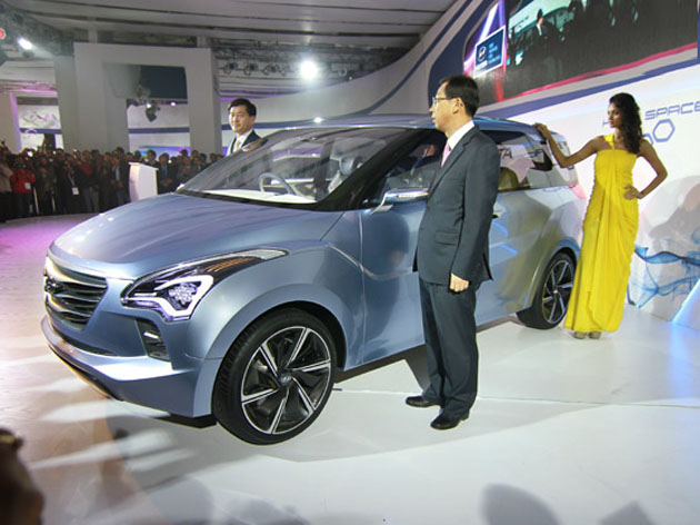 Hyundai Hexa Space in India
