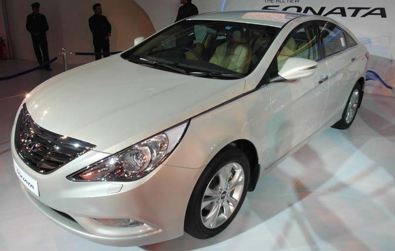 Hyundai Sonata in India