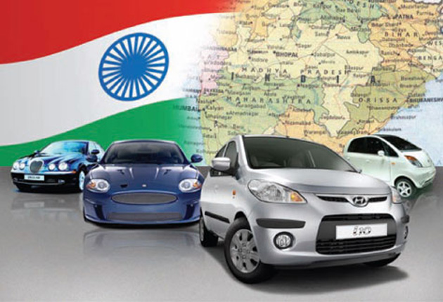 India goes past Brazil to become No. 6 in the list of auto manufacturers