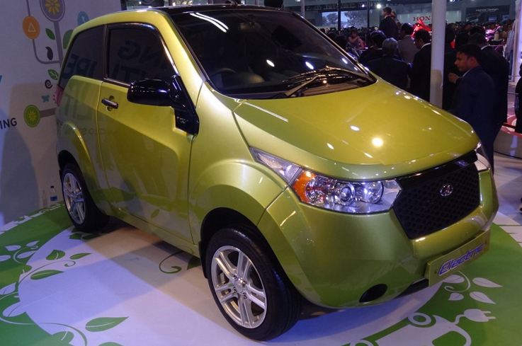 Mahindra Reva gets SBI's financial backing