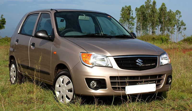Maruti planning a new 800cc car to replace the original 800 as well as the Alto