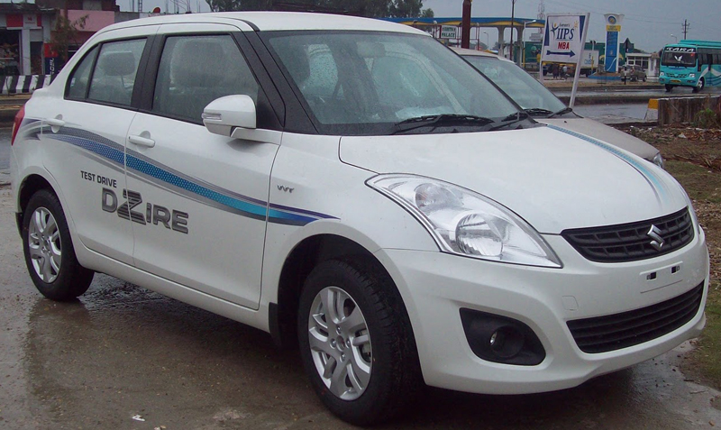 More details emerges about the Maruti Suzuki Dzire CS