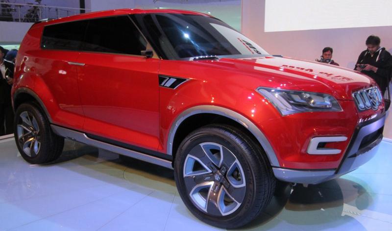 Maruti Suzuki XA in India