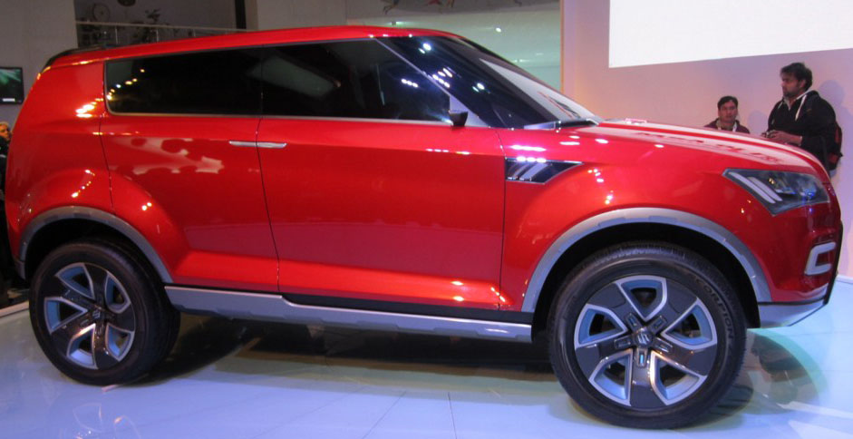 Maruti to launch four new vehicles in India this year