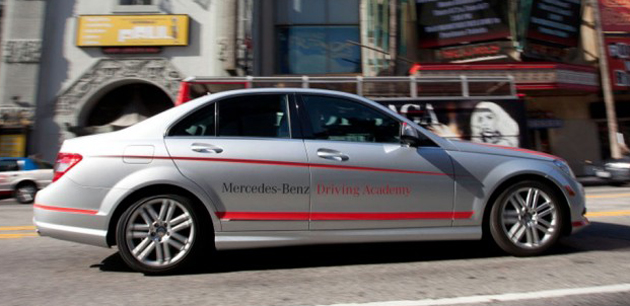 Mercedes-Benz India launches its Driving Academy