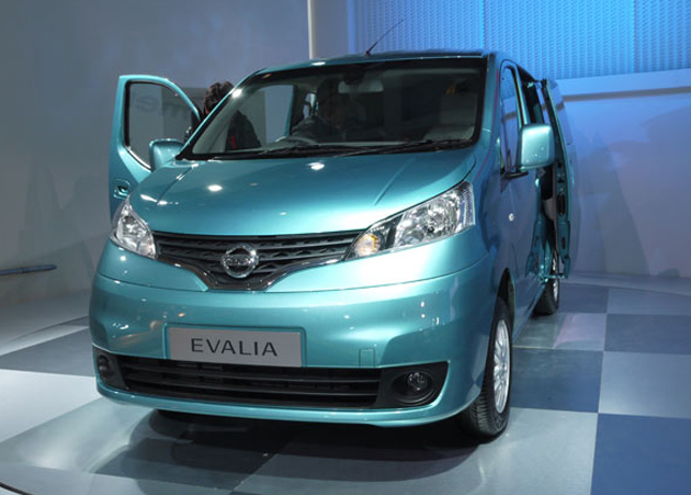 Nissan gears up for Evalia launch in Aug-Sept