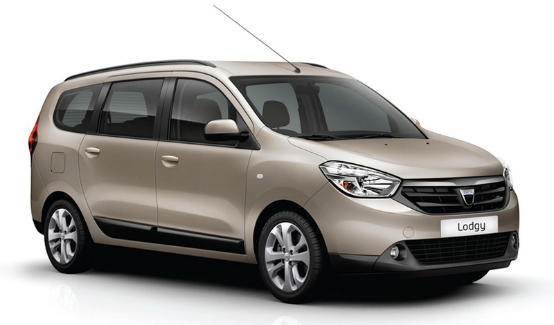 Renault Dacia Lodgy in India