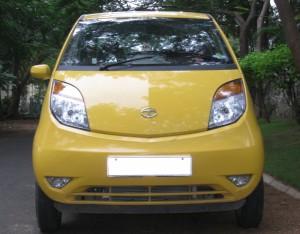 Tata Nano in India