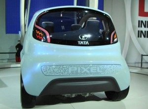 Tata Pixel at 2012 Auto Expo