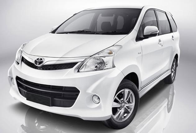 Toyota Avanza in India