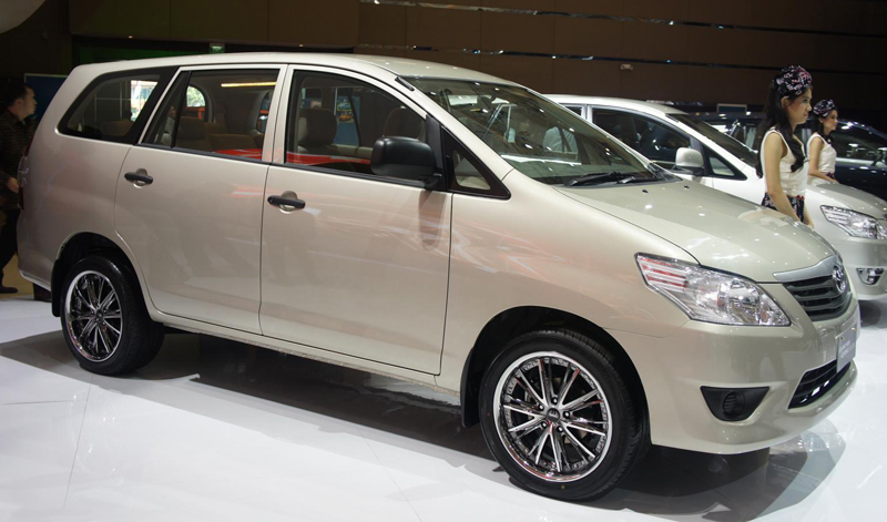 Toyota Innova in India
