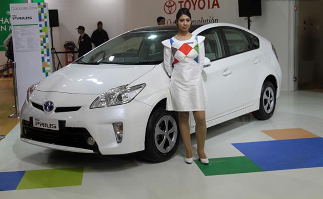 Toyota Prius in India
