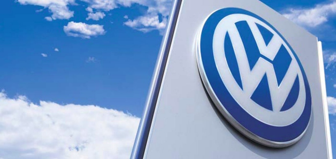 Volkswagen 109.3% sales growth