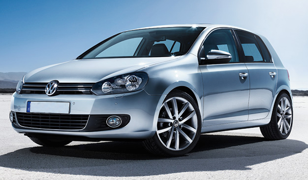 Volkswagen Golf in India