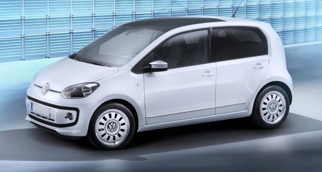 Volkswagen Launches Five-Door Hatchback Up!