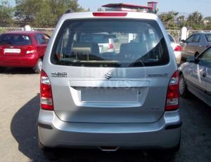 Wagon R in India