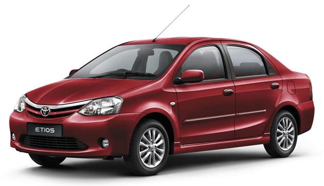 Toyota Etios Twins
