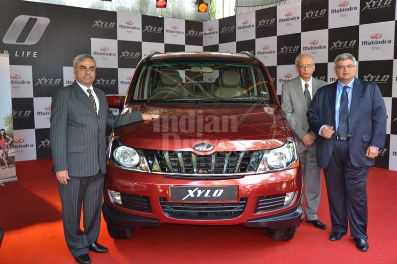2012 Mahindra Xylo Revealed