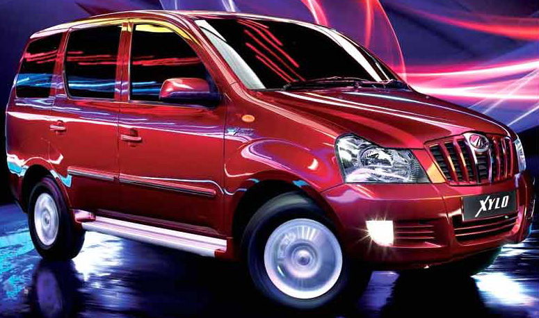 2012 Mahindra Xylo to be unveiled day after tomorrow