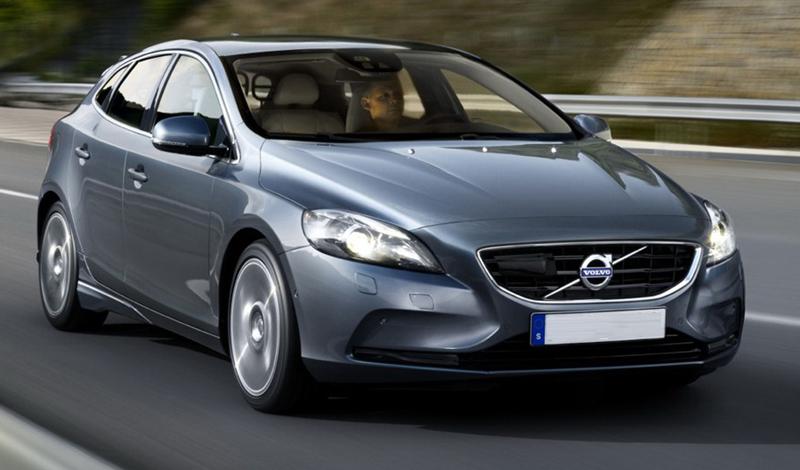 2012 Volvo V40 officially revealed