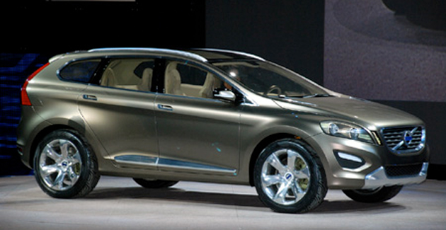 2012 Volvo XC60 launched in India