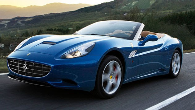 2013 Ferrari California revealed ahead of Geneva