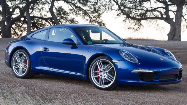 2013 Porsche 911 GT3 to drop manual gearbox