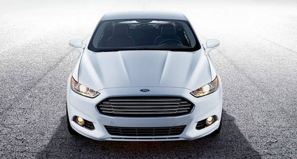 The 2013 Ford Mondeo Servicing Stop Ford