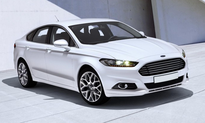 All New Ford Mondeo Coming To India In 2013 Indiandrives Com