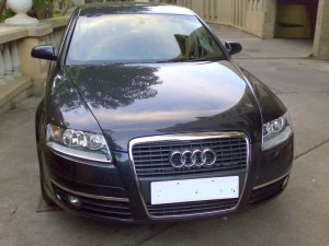 Audi A6 in India