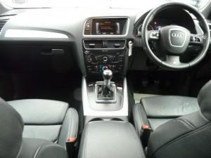 Audi Q5 TDi Diesel interior