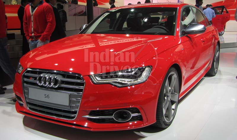 Audi India to launch fleet of cars this year
