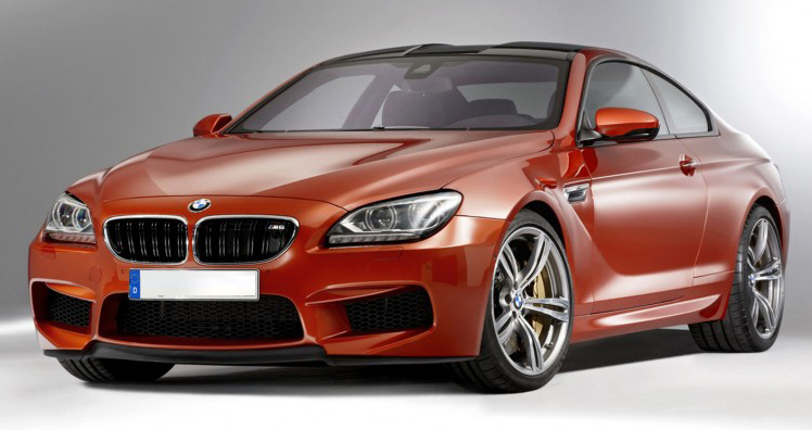 BMW M6 2013 Coupe unveiled