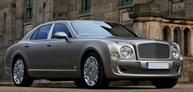 Bentley kicks off its six city Mulsanne tour in India