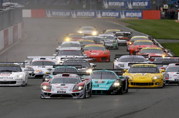Buddh circuit to host final round of FIA GT1 World Championship