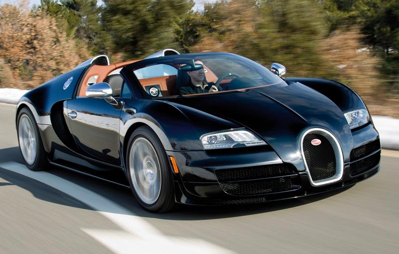 Bugatti Veyron Grand Sport Vitesse ready for Geneva debut