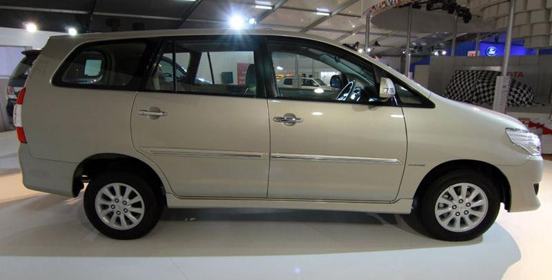 DC Designs revamp the Toyota Innova