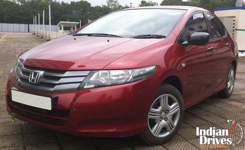 Diesel variant of Honda City not expected in 2012