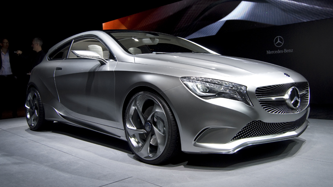 F1 assistance for Mercedes A-Class AMG Hatchback