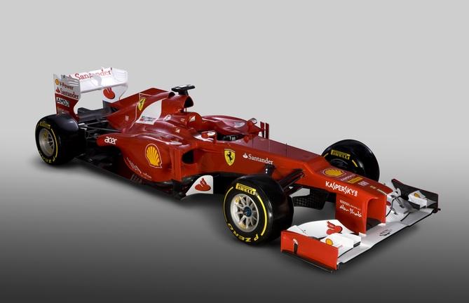 Ferrari all set to launch their 2012 F1 car