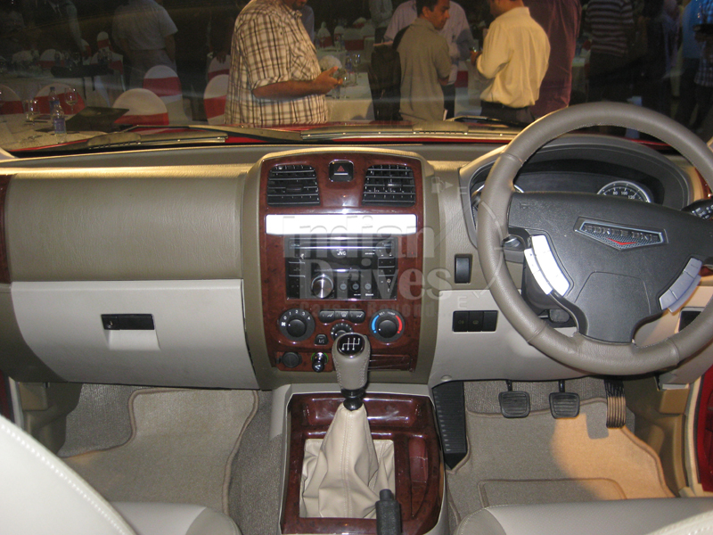 Force One interior