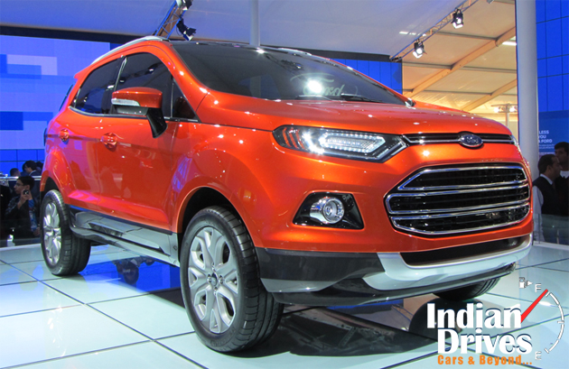 Hyundai Eon and Ford Ecosport to be launched in Nepal