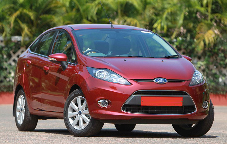 Ford Fiesta Automatic Launch Around the Corner