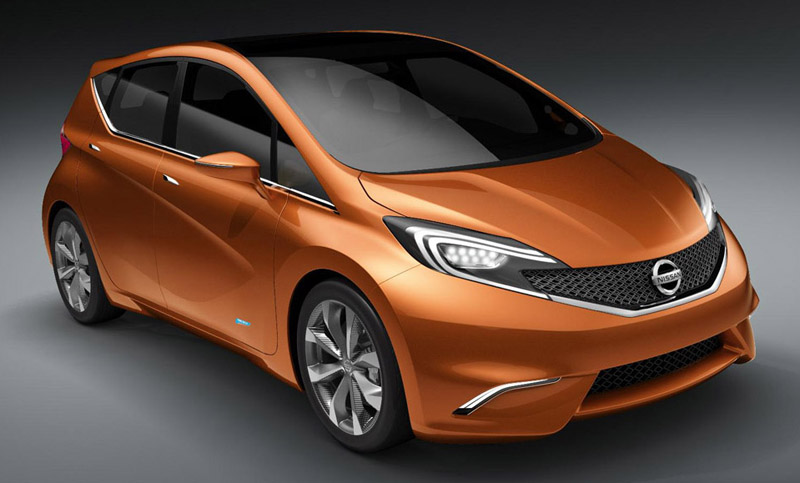 Geneva motor show extend the invite to Nissan Invitation
