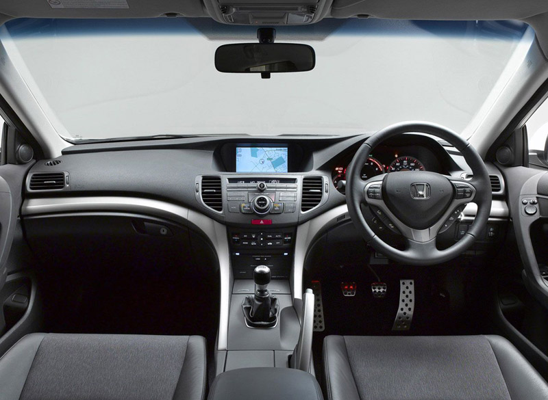 Honda Accord interior